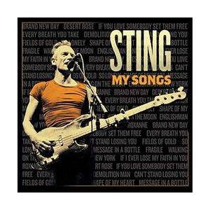 Sting and Shaggy - My Songs