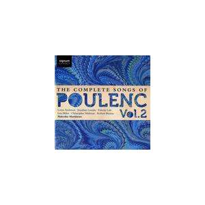 F. Poulenc - Complete Songs 2