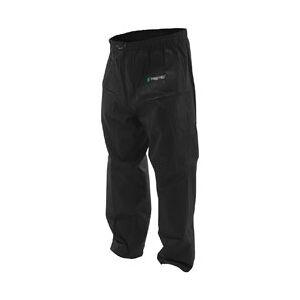 Frogg Toggs Men's Pro Action Black Pants