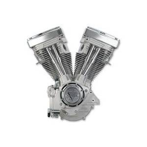 S & S Cycle V80 V Series Natural Finish Engine