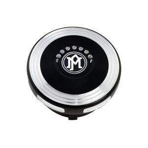 Performance Machine Merc Contrast Cut LED Fuel Indicator Gas Cap