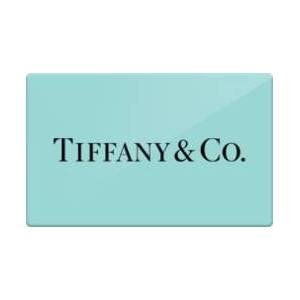 tiffany-co $1000.0 Tiffany & Co. Gift Card at 5.4% off