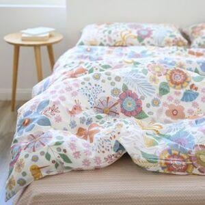 Murmursong Floral Print Bedding Set