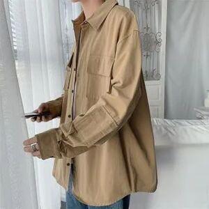 Artistman Cargo Shirt Jacket
