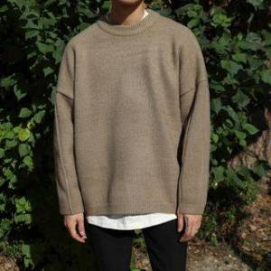 DragonRoad Plain Sweater