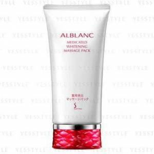 Sofina - Alblanc Medicated Whitening Massage Pack 125g