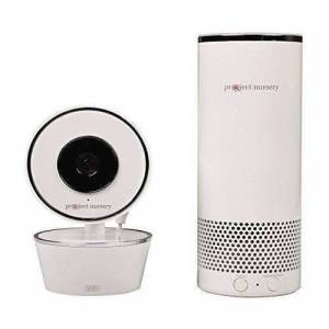 Pro-Ject Nursery Smart Baby Monitor System with Amazon Alexa