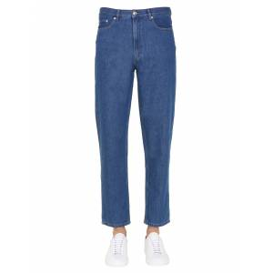 "a.p.c. ""martin"" jeans  - male - BLUE - Size: 31"