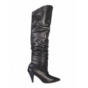 givenchy nappa boots  - female - BLACK - Size: 36
