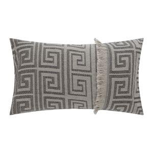 Zoeppritz since 1828 - Sunny Leg Pillow - 30x50cm - Gray