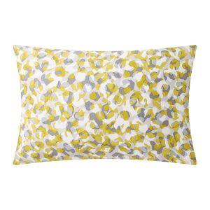 DKNY - Wild Geo Standard Pillowcase - Ocher