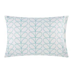 Orla Kiely - Linear Stem Pillowcase - Set of 2 - Neptune Blue