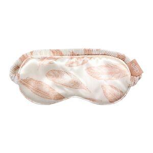 Slip - Pure Silk Eye Mask - Feathers