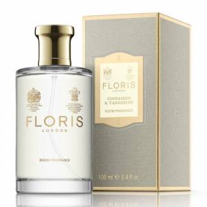 Floris London - Room Fragrance - 100ml - Cinnamon & Tangerine
