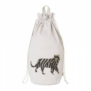 Ferm Living - Tiger Safari Storage Bag