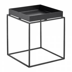 HAY - Black Tray Table - Small