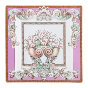 Versace Home - Les Étoiles de la Mer Pink Dish - 22cm