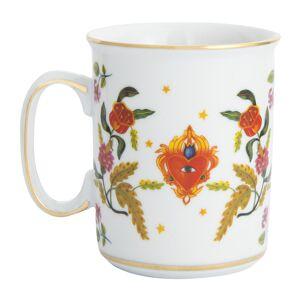 Bitossi Home - Funky Table - La Tavola Scomposta - Heart/Eye Mug