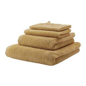 Aquanova - London Towel - Ocher - Bath Sheet