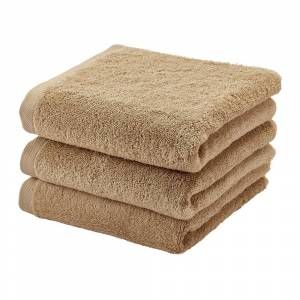 Aquanova - London Towel - Latte - Bath Sheet