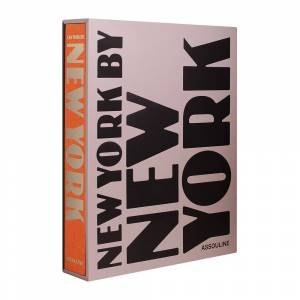 Assouline - New York by New York Book