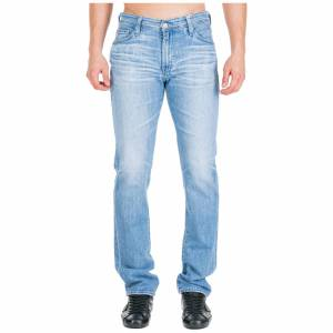 Adriano Goldschmied Men's jeans denim everett  - Light blue - Size: 31