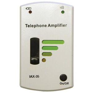 "Krown Inline Telephone Amplifier,2""W (5.08cm) x .9""L (2.28cm) x 3.5""H (8.89cm),Each,K-ILAX35"