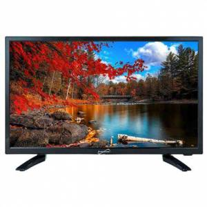 Supersonic 24 Inch Widescreen LED HDTV,Widescreen LED HDTV, 24 inch,Each,SC-2411
