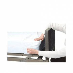 """GRAHAM-FIELD HEALTH PRODUCTS, INC. Graham-Field Plastic Mattress Covers,Zippered Cover encloses mattress completely,80"""" x 36"""" x 6"""",Each,3862-1"""