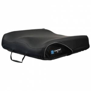 """The Comfort Company M2 Zero Elevation Wheelchair Cushion With Comfort-Tek Cover,16""""W x 16""""L,Each,M2-F-1616"""