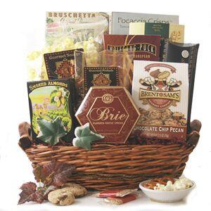 Design It Yourself Gift Baskets Ultimate Gourmet - Gourmet Gift Basket