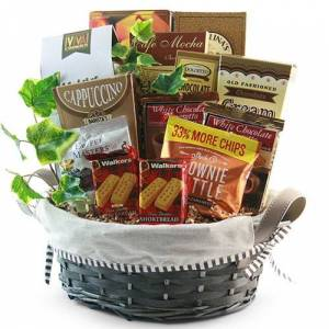Design It Yourself Gift Baskets Forever Sweet - Cookie Gift Basket