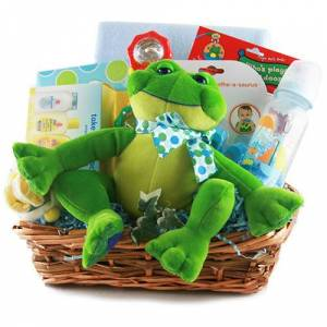 Design It Yourself Gift Baskets Giggles and Grins - Baby Gift Basket
