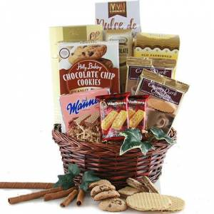 Design It Yourself Gift Baskets Sweet Dreams -Sweets Gift Basket