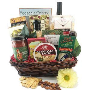 Design It Yourself Gift Baskets Viva Italia - Italian Gift Basket