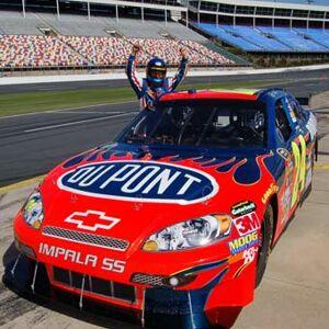 Cloud 9 Living NASCAR Ride Along - Dover, DE