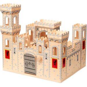 MELISSA AND DOUG LLC Melissa & Doug Deluxe Folding Medieval Castle Birthday Party Supplies