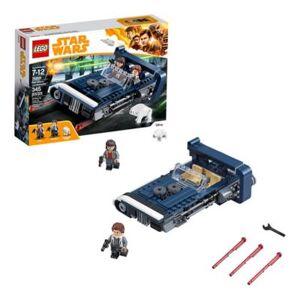 Lego Star Wars Han Solo's Landspeeder 345pc - 75209 Birthday Party Supplies