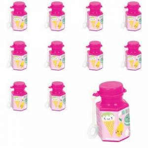 PARTY CITY Too Sweet Mini Bubbles 48ct Birthday Party Supplies