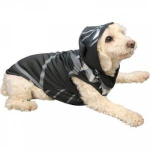 FETCH FOR COOL PETS Black Panther Dog Costume - Marvel Comics Size XL Halloween Multi-Colored