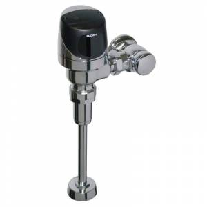 "Sloan 8186-0.125 Eco Friendly 0.125 GPF Exposed Battery Powered Sensor Operated G2® Model Flushometer for 3/4"" Top Spud Urinals Chrome Flushometer"