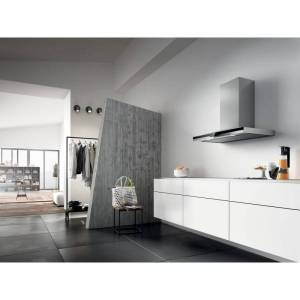 """Elica Stoney 600 CFM 30"""" Wide Wall Mounted Range Hood w/ HUSH System & CFM Reduction System - EST630SS  - Stainless Steel"""