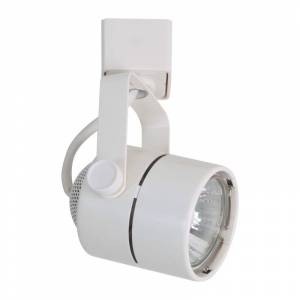 """Elco ET1628 Garda 5"""" High Track Head for H-Track Systems White Track Lighting Heads Heads"""