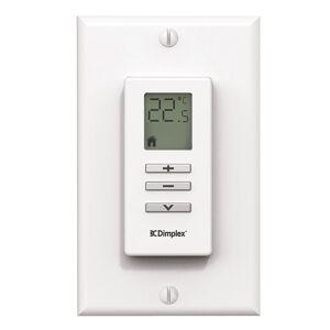 Dimplex DPCRWS CONNEX Controller for Dimplex LPC or PCH Heaters White Accessory Control Unit Remote  - White