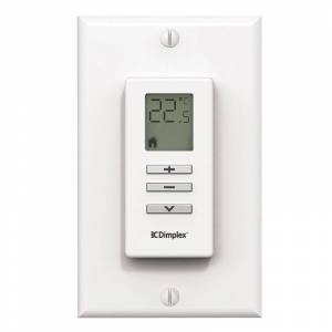 Dimplex DPCRWS CONNEX Controller for Dimplex LPC or PCH Heaters White Accessory Control Unit Remote  - White