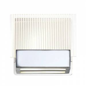 "Eurofase Lighting 31438 Sonic 5"" Tall LED Wall Sconce Chrome Indoor Lighting Wall Sconces"