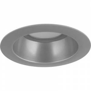"Progress Lighting P8061-LED 5"" LED Recessed Trim - 3000K - 700 Lumens - Triac Dimming Brushed Nickel Recessed Lights Recessed Trims"