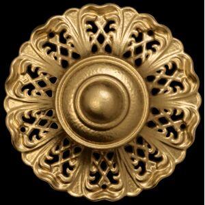 "Schonbek 5686-SH Milano 15 Light 39"" Wide Crystal Chandelier with Silver Shade Swarovski Crystals Heirloom Gold Indoor Lighting Chandeliers  - Heirloom Gold"