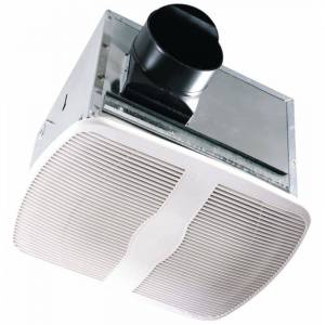 Air King 80 CFM 1.5 Sone Ceiling Mounted Energy Star Rated Exhaust Fan - AK80