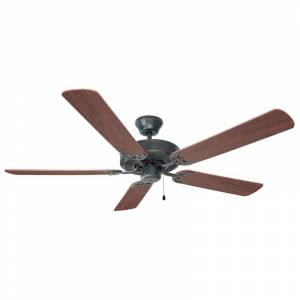 """Design House 154153 Transitional 52"""" Ceiling Fan in Oil Rubbed Bronze Finish and Oil Rubbed Bronze Fans Ceiling Fans Indoor Ceiling Fans"""